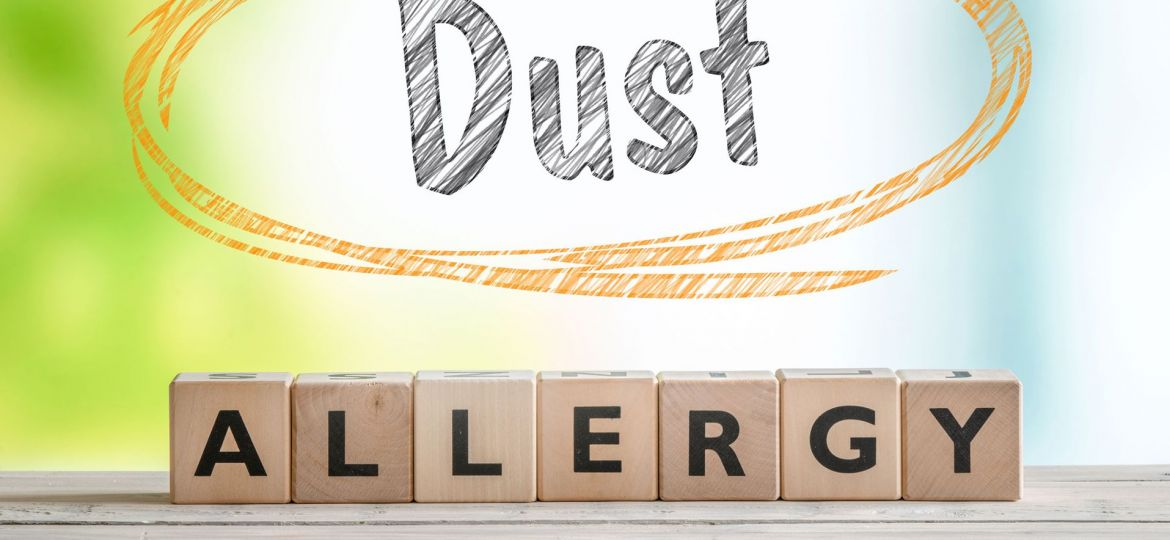 Concrete Dust Allergy